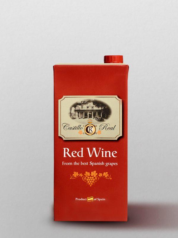 vino tinto de venerable capital