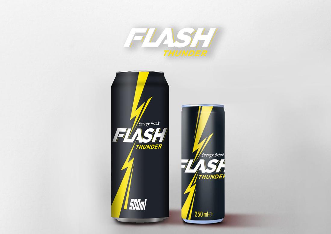 bebida Flash