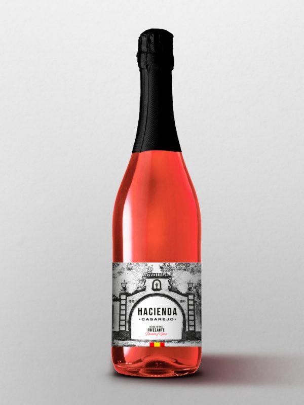 vino rosado venerable capital