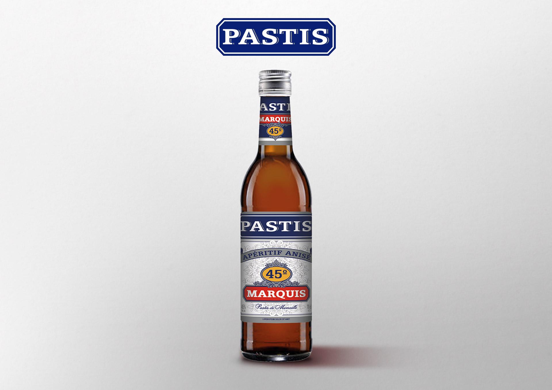 pastis nimes exportación de licores