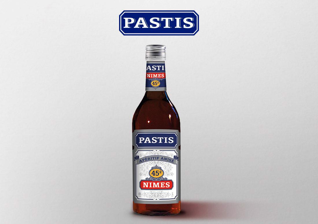 botella pastis nimes exportacin licor venerable capital