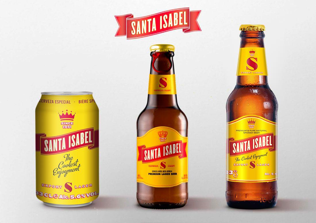 Cerveza Santa Isabel