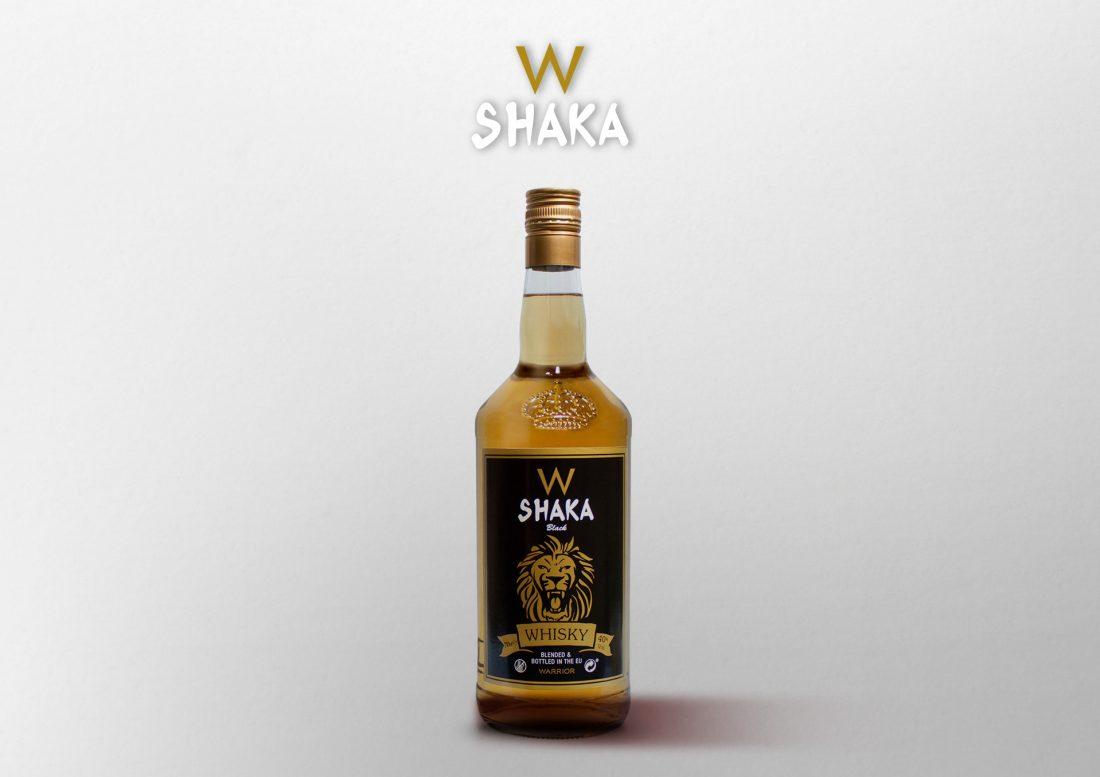 whisky shaka exportación de licores