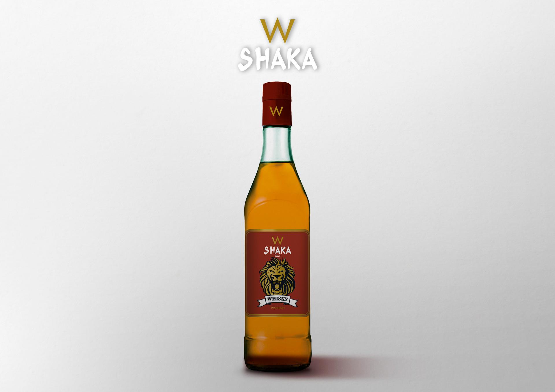 shaka whisky red exportacion de licores