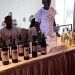 vinos de venerable capital en feria internacional en africa