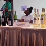 presentacion de vinos en feria internacional de venerable capital