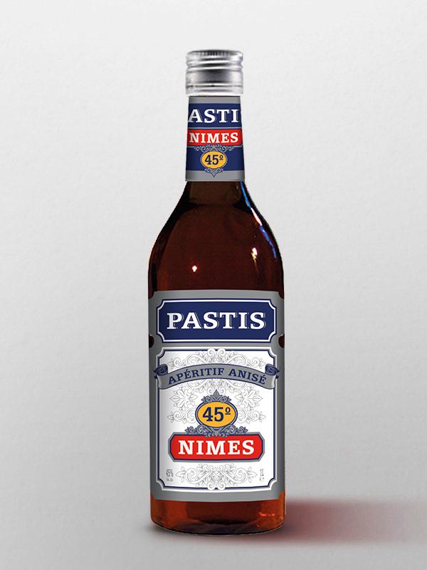 pastis nimes alcool exportation