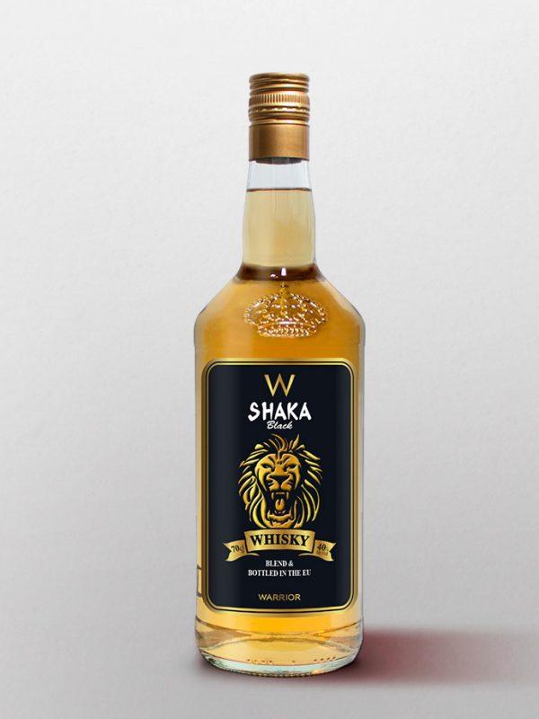 whisky shaka black importation