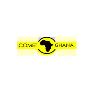 comet ghana logo venerable capital