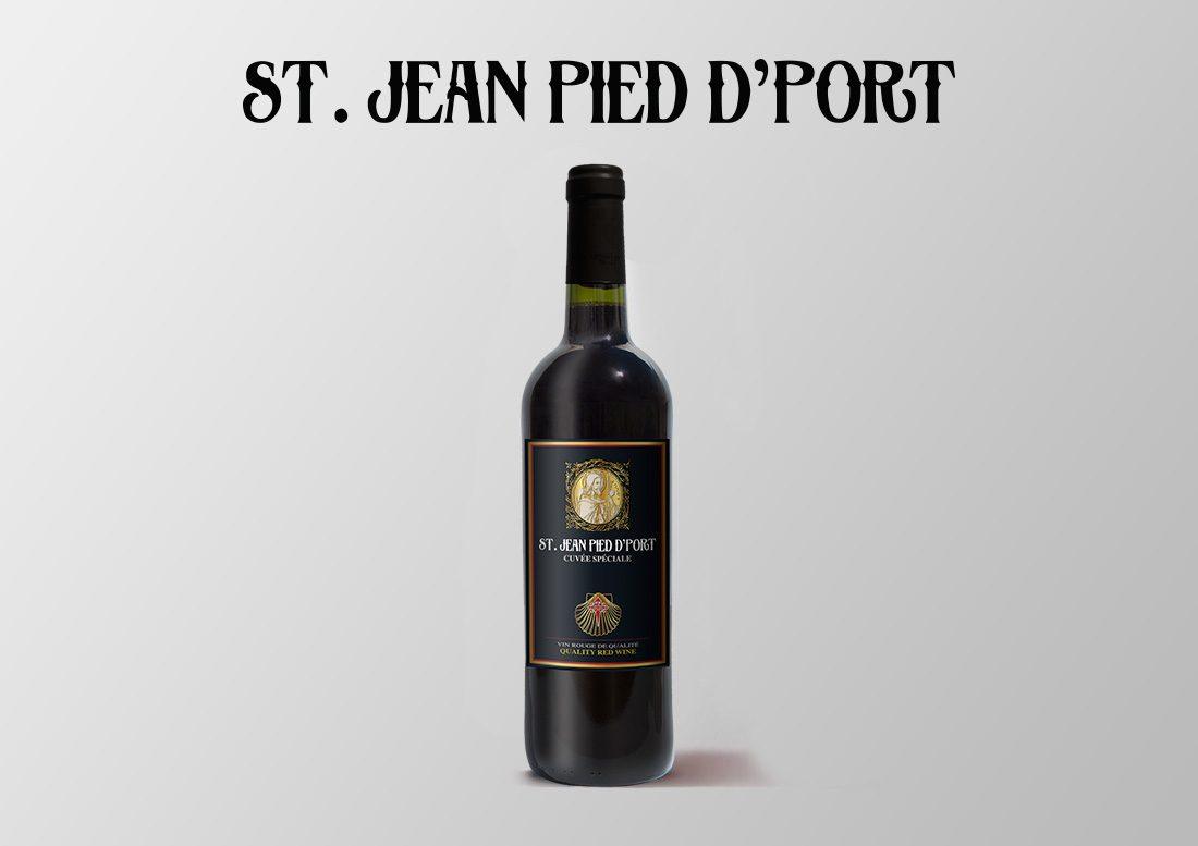 vino tinto seco