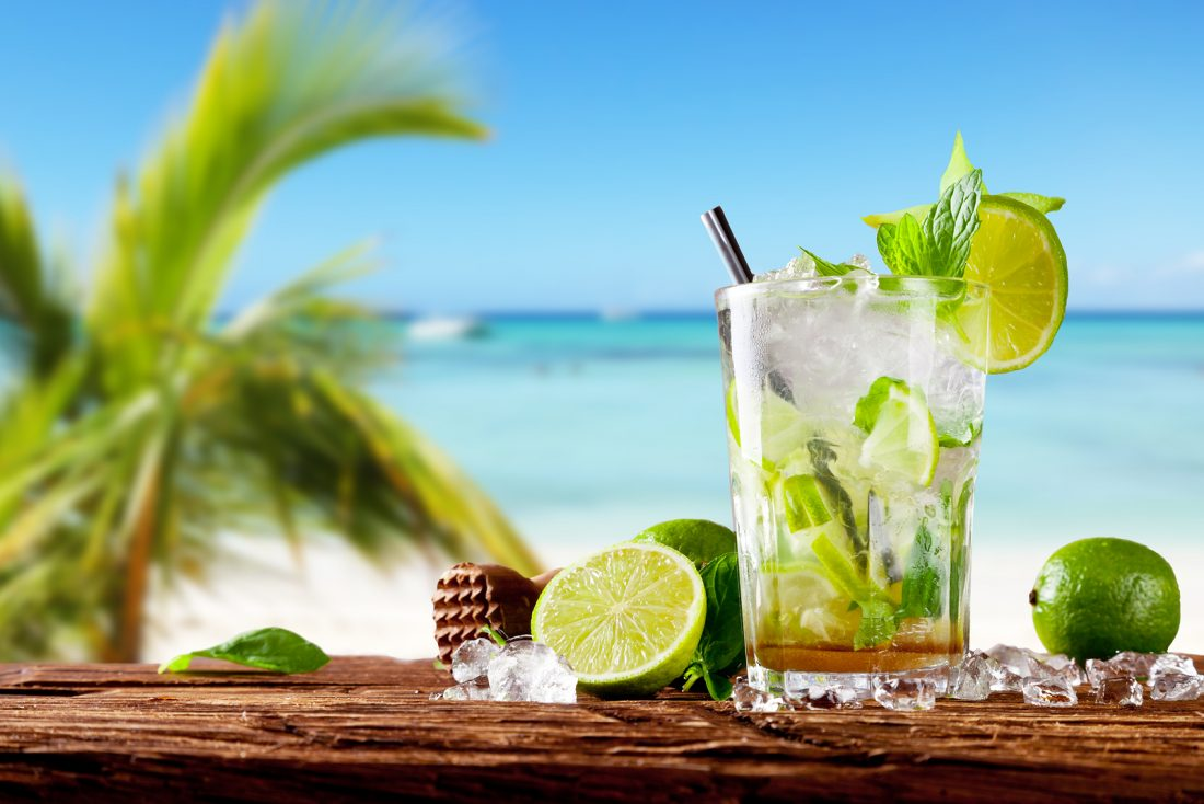 Three drinks recommendations for summer