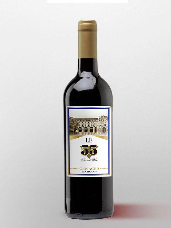 le55 vino tinto seco