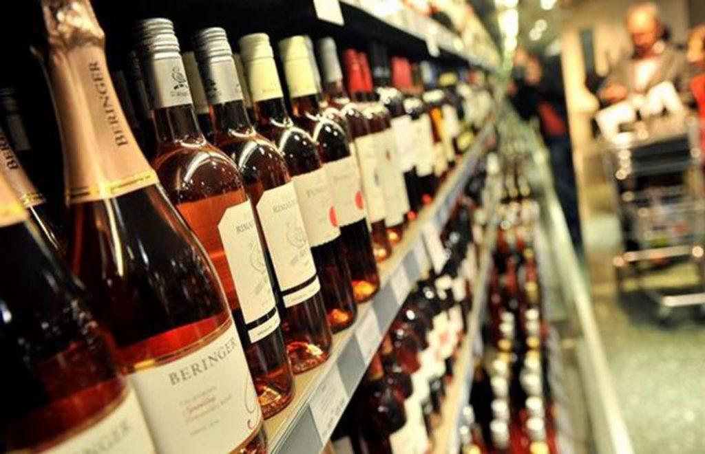 etiquetado bebidas alcoholicas