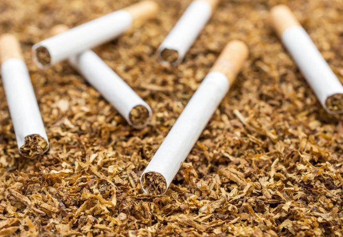 tabaquismo en África cigarros