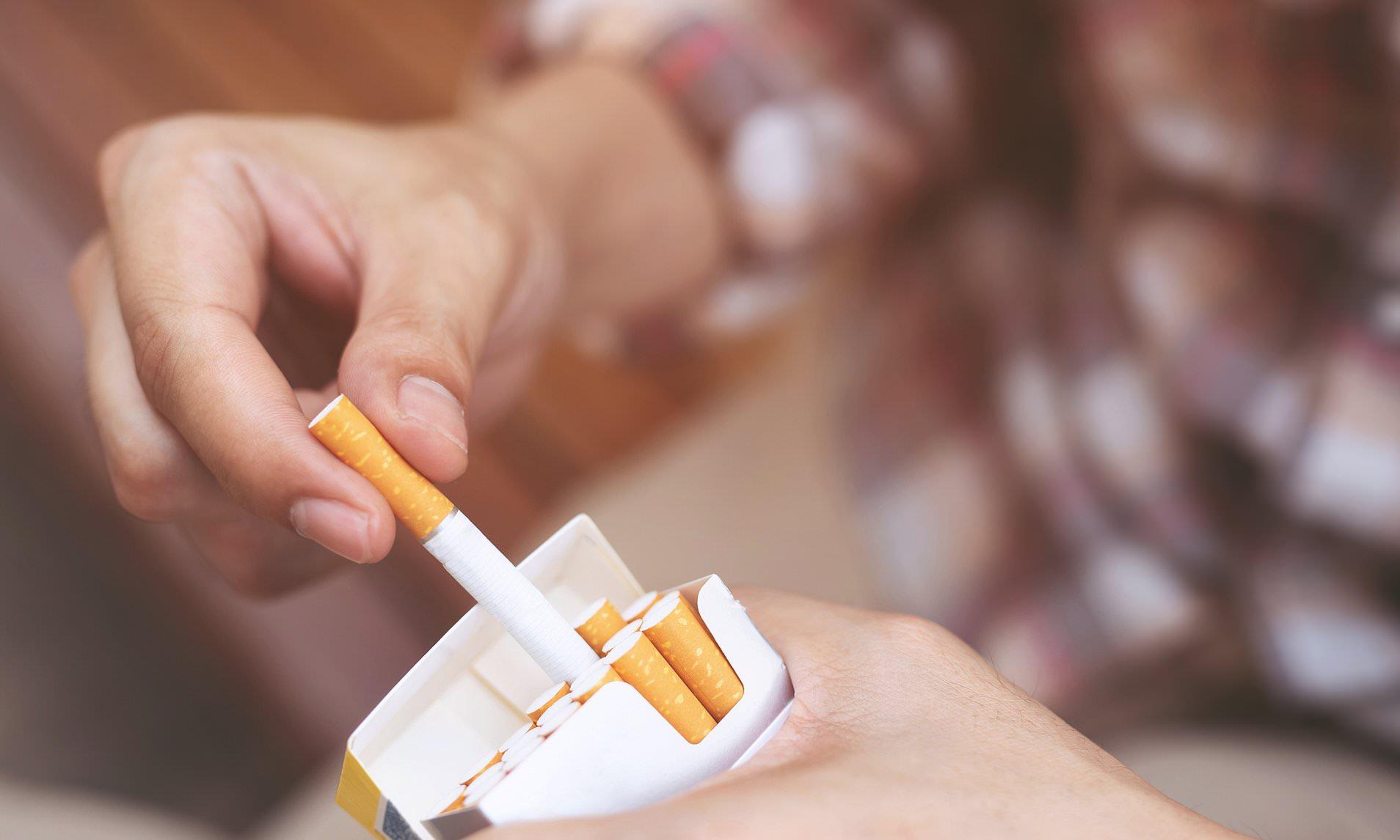 smoking in Africa