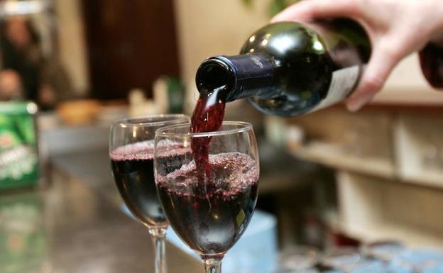 vino español venerable