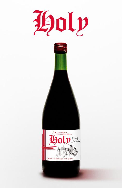vino tinto sin alcohol