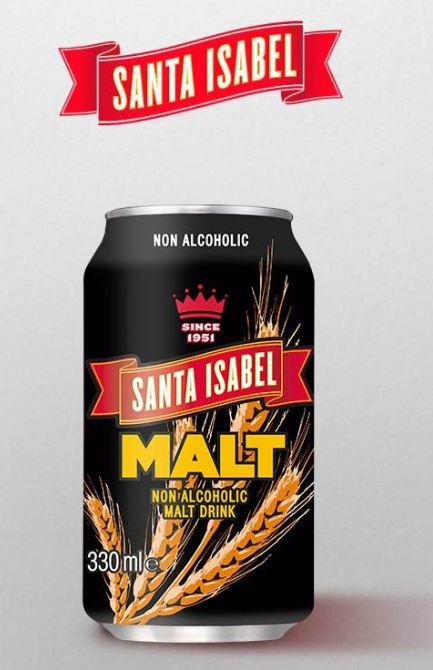 boissons non alcoolisées malt beer