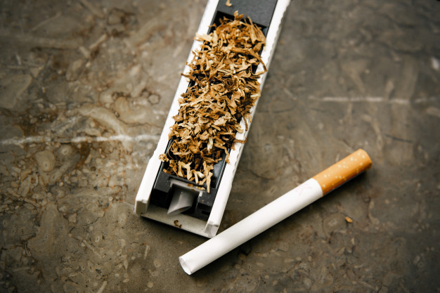 conservar tabaco
