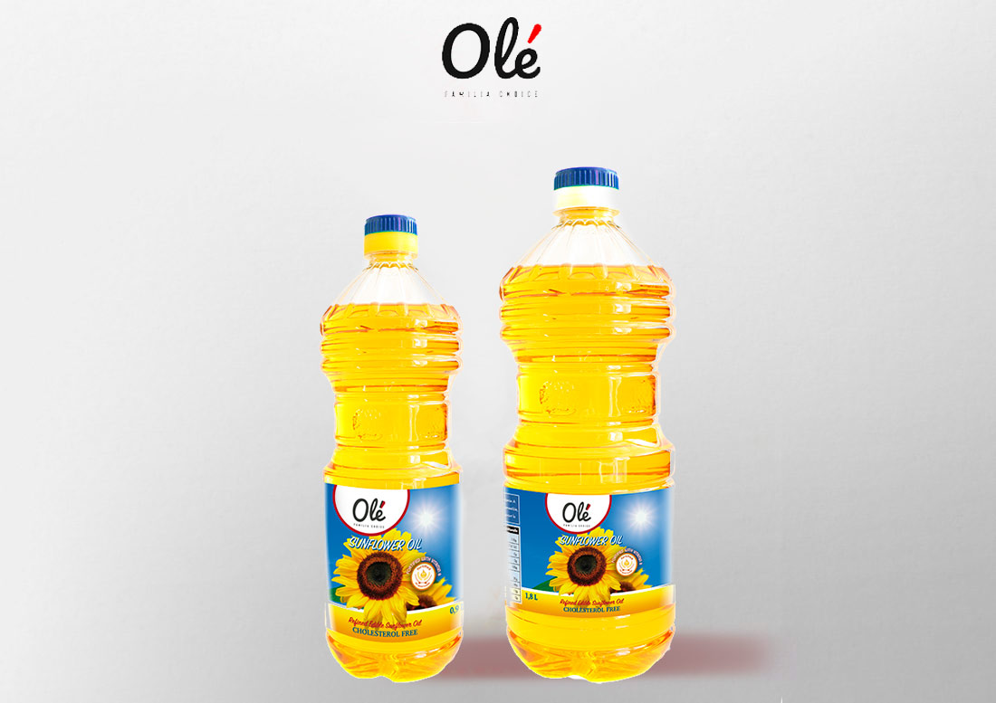 importacion de aceite de girasol