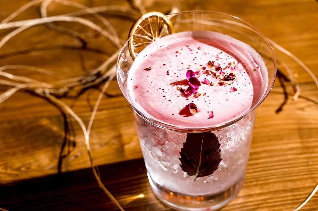 exportacion de ginebra rosa