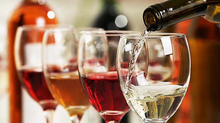 la importancia de los diferentes tipos de vino