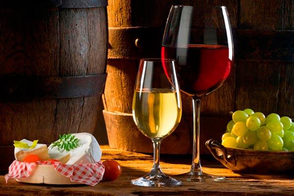 tipos de vino y su importancia