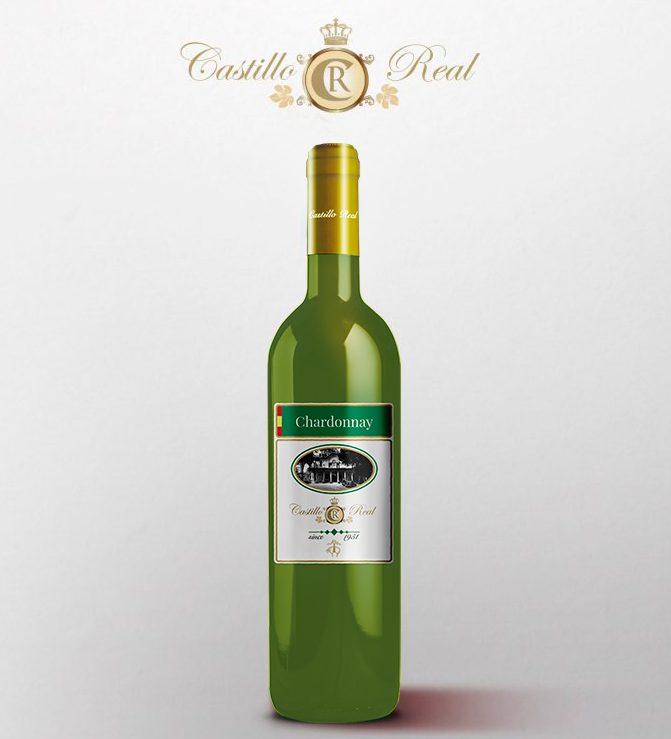 beneficios vino blanco Castillo Real Chardonnay