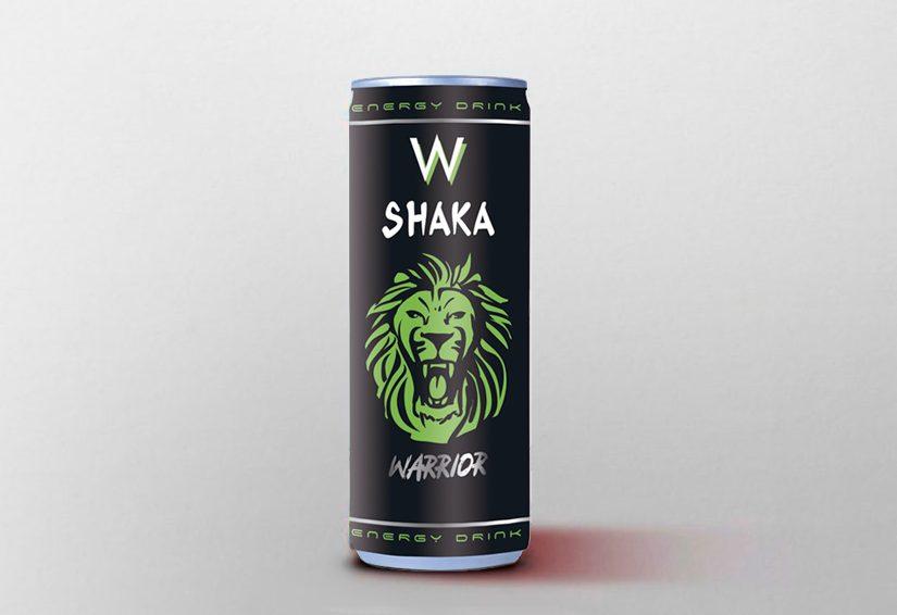 Boissons énergisantes Shaka Energy Boire