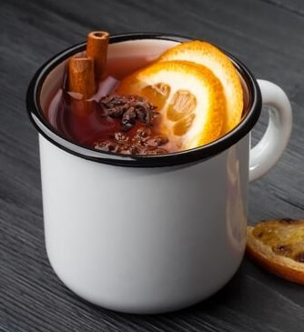 how to prepare a Mulled Wine, a cocktail for fall
