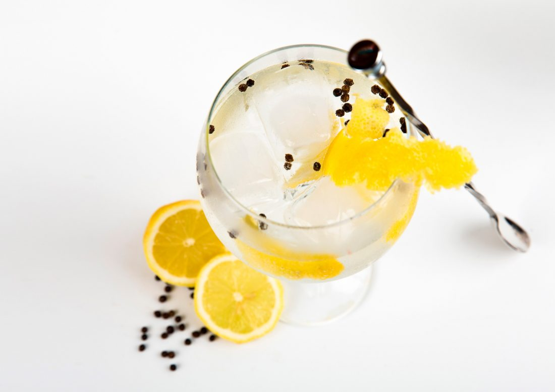 ginebra limon como elegir una ginebra