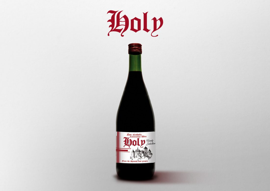 vino tinto para gente abstemia