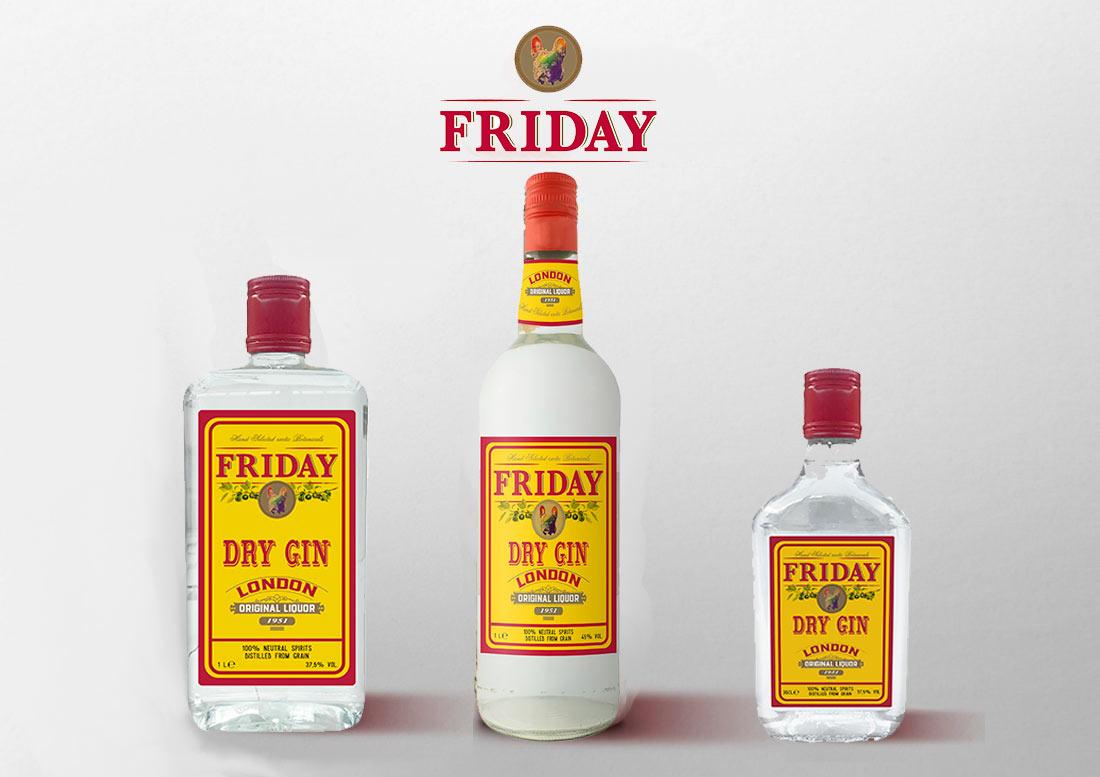Friday Gin Comment choisir un gin venerable