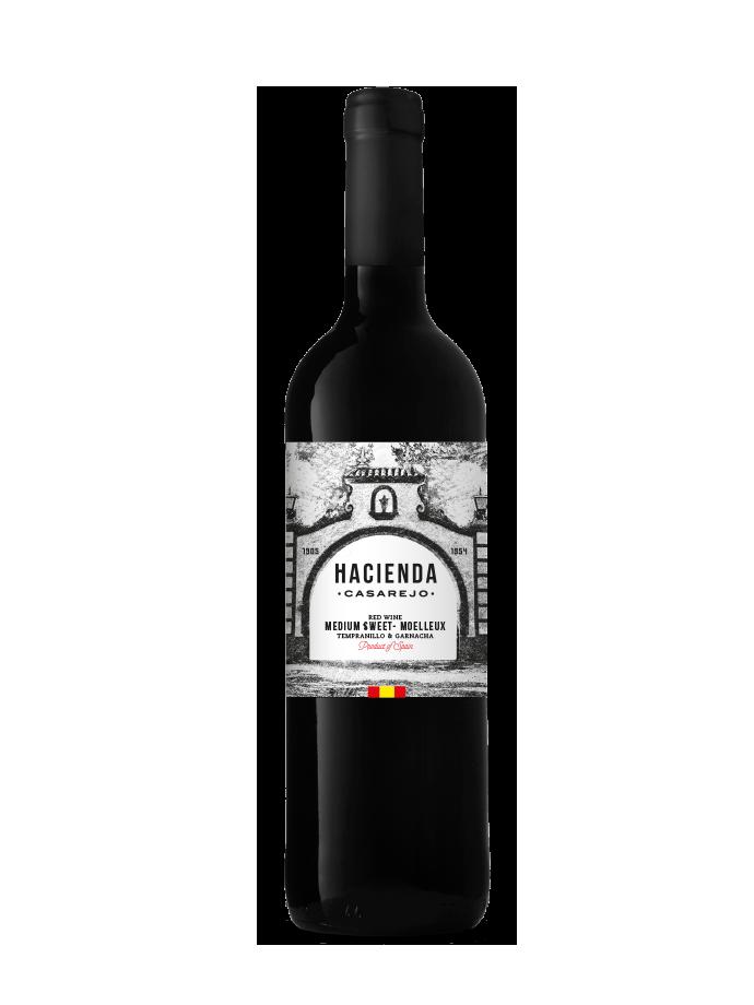 hacienda casarejo wine