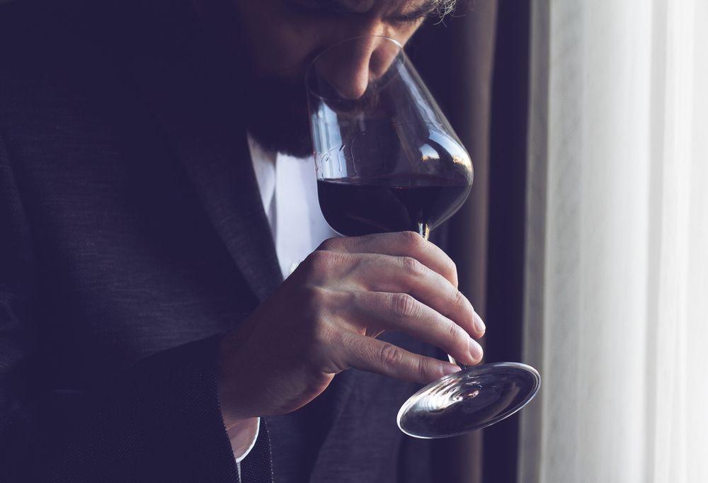 el gusto por el vino