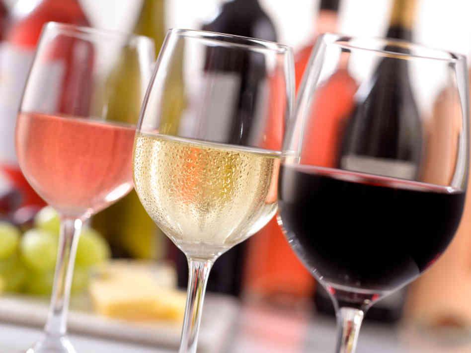 tipes de vin