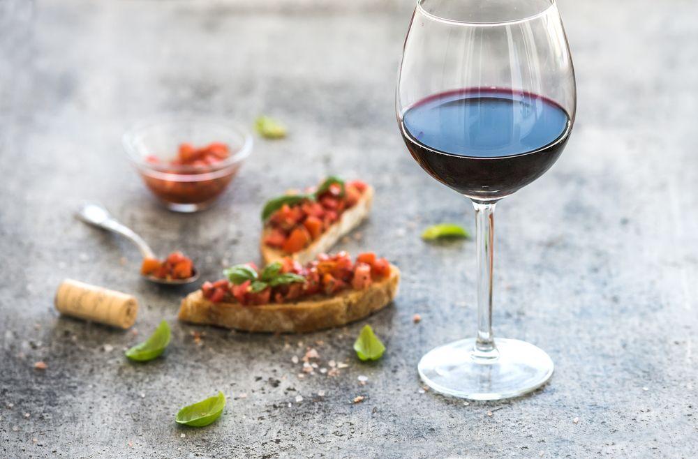 vegan wine